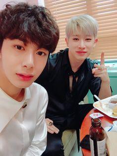Hyungwon Wonho MONSTA X