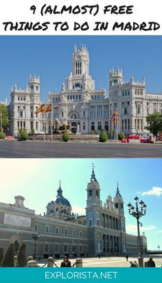 9 (Almost) Free Things to Do in Madrid! via Explorista