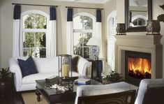 Interior Design | Window Treatments | Curtain Call Creations