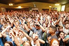The Young Life Leader Blog: Reverse Charades: An All-Club Mixer/Game