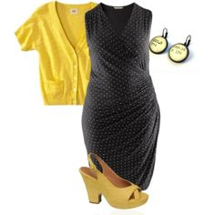 yellow plus size #Classic design.#Casually Cool!!!#