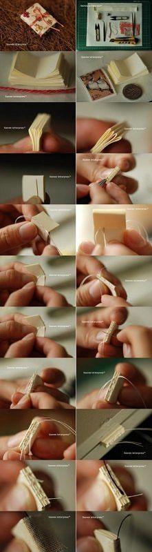 Tiny book tutorial