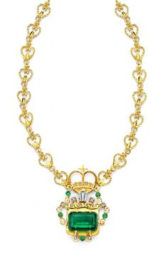 Lot: Corona de Muzo, Lot Number: 0004, Starting Bid: $1,000,000, Auctioneer: Guernsey's, Auction: The Marcial de Gomar Collection - April 25, Date: April 26th, 2017 CEST