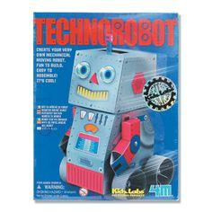 4M Techno Robot Kit - OrientalTrading.com
