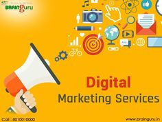 Brainguru provides the Digital Marketing  Services In India. We assist you within the advertising method and feedback method from your costumers. We additionally facilitate in enlargement your on-line business in a straightforward and nominal means.  To Get More Details: http://brainguru.in/services/digital-marketing-services-noida-india.html  Website: http://brainguru.in/  Address:  D - 67 Sector - 2, Noida  Phone: (0120) 4299500, +91-8010010000  Email: info@brainguru.in