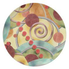 Europa Design Plate by #PatriciaSheaDesigns