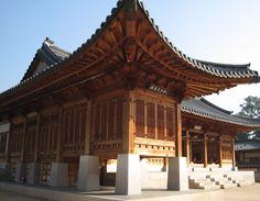 Der Changdeokgung (German: Palast der glänzenden Tugend) 창덕궁 , 昌德宮,  ist einer von fünf noch erhaltenen Königspalästen aus der Joseon-Dynastie in Südkoreas Hauptstadt Seoul, by VMay 2010