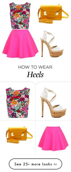 """Summer look"" by tania-alves on Polyvore"