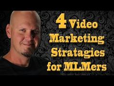 In this video I go over 4 of the most important video marketing strategies to keep in mind as a MLM Video Marketer. -Branding -Value -Process -Promotion These … source