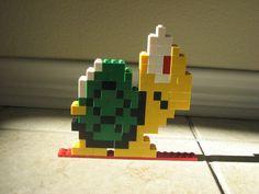 LEGO Koopa by NeonWolfi.deviantart.com on @DeviantArt