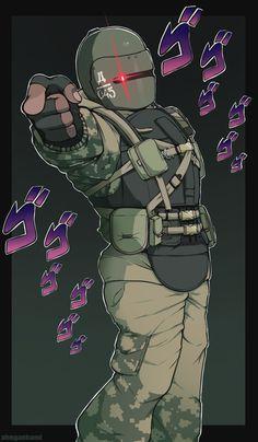 Rainbow Six Siege Anime, Rainbow 6 Seige, Rainbow Six Siege Memes, Tom Clancy's Rainbow Six, Caveira Rainbow Six Siege, Rainbow Meme, Rainbow Art, Funny Gaming Memes, Gamer Humor
