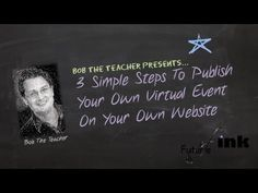 New video on TheFutureOfInk.com - how to embed your Instant Teleseminar events on your own blog http://thefutureofink.com/publish-teleseminar-blog