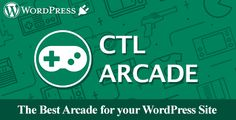 CTL Arcade - Wordpress Plugin by codethislab Do you want to try CTL Arcade? Download CTL Arcade Lite for free and have a taste of its Features!CTL Arcade is a WordPress Plugin that will turn your website into aReal Arcade. More than 180 games already compatible, and many ot