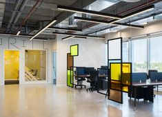 GeoEdge offices by Samuelov Studio, Tel Aviv – Israel » Retail Design Blog