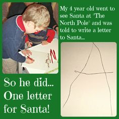A letter for Santa (funny)