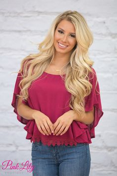 Untamed Heart Blouse CLEARANCE