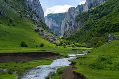 Gorges of Turda, Romania - Photography by Arpad Laszlo
