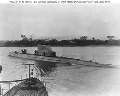 German submarine U 3008 - Type XXI submarine - Wikipedia