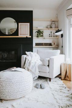 Warm Home Decor, Living Room Decor Cozy, Home Living Room, Living Room Designs, Diy Home Decor, Condo Living, Craftsman Living Rooms, Home Decor Inspiration, Decor Ideas