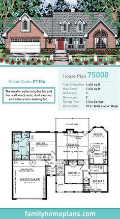 55 Best Cape Cod House Plans Images