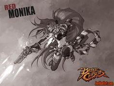 Fourteen years after putting the ninth issue of comic book Battle Chasers to bed, Joe Madureira is pulling it out of retirement. Joe Madureira, Comic Book Artists, Comic Book Characters, Comic Artist, Comic Books Art, Fantasy Characters, Female Characters, Fictional Characters, Battle Chasers