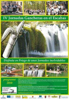 Jornadas gancheras en el Escabas. Priego, 2010.