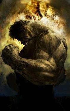 The hulk is my favorite❤