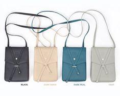 a900d1451 Small crossbody bag Black crossbody bag Vegan crossbody purse Small leather  bag Vegan crossbody bag Gray