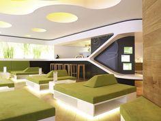 Organic Food Restaurant Interior by eins:eins architekten – Nat Fine Bio Food, Hamburg Germany