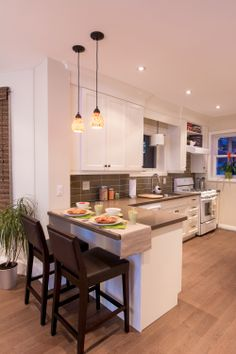 Exceptional Love It Or List It Toronto Kitchen Redesign Jacquelin And Bevin 50110