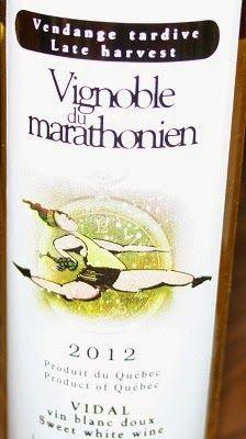 HIPPOVINO: Mon parcours de dégustation à la Fête des vendanges Magog-Orford - Canada - Québec - vin de vendange tardive - Vignoble du Marathonien -