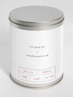 obsessed with Earl Grey
