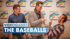 "THE BASEBALLS - VIDEO GAMES (LANA DEL REY - ""VIDEO GAMES"" COVER)"