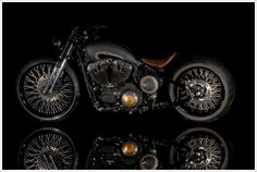 "Harley ""48"" Sportster - ""Rajmata"" by Rajputana Customs"