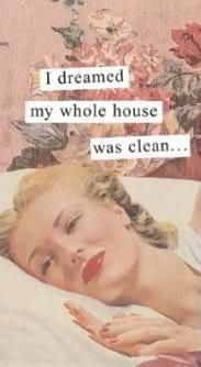 Don't dream about having your home cleaned... Let Tip Top Cleaning Solutions do it for you: http://tiptopcleaningsolutions.com