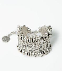 Arvi Pewter bracelet.