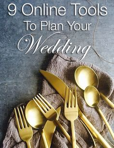 "Say ""I do"" to these nine new online wedding planning tools designed to streamline your special day."