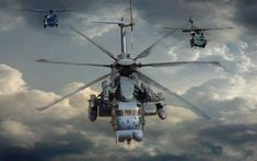 Sikorsky Helicopters Widescreen Wallpapers
