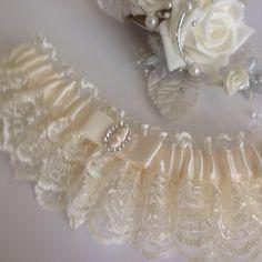 47df036b0 62 Best Personalised wedding garters images in 2019