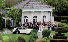 This unique venue set in 65 acres of beautiful grounds can provide the perfect setting for your wedding. www.fontwellparkweddings.co.uk