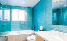 blue bathroom - Google Search