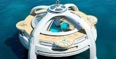Project Utopia - Luxury Island Yacht