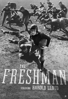 The Freshman (1925) starring Harold Lloyd