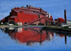 Stephen Magsig - Rouge Reflection