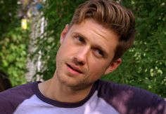 Christina speaks with Aaron Tveit about his work in the television musical Grease Live!, his new film, Stereotypically You, and his new TV show, BrainDead.