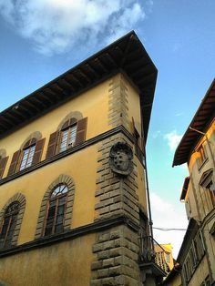 Beautiful Old Buildings - Florence, Italy