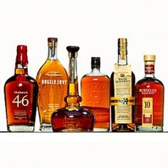 13 Bourbons for Every Occasion (Great suggestions for brands to mix as opposed to sip neat)
