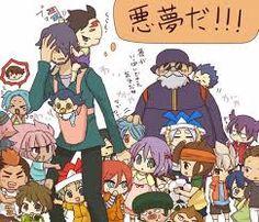 Resultado de imagen de inazuma eleven kawaii