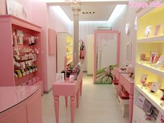 Vintage Nails: Wangbii: tienda de cosmética coreana en Madrid. Korean makeup store in Madrid, Spain!