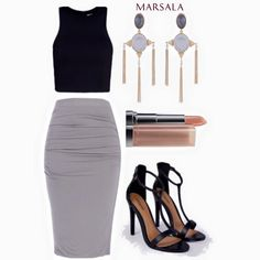 #Marsala #jewelry #ootd #fashion #Looks #styling #style